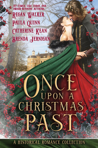 Once Upon a Christmas Past by Catherine Kean and others #RLFblog #HistoricalRomance #ChristmasRomance