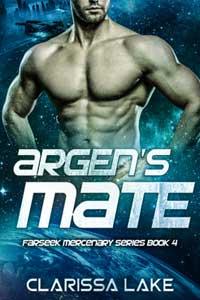 Argen's Mate by Clarissa Lake @ clarissalake1 #RLFblog #NewRelease #SciFi #Romance