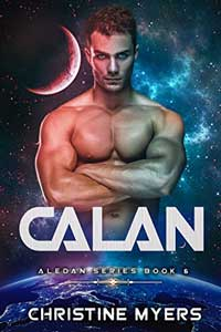 Calan: The Psion Factor Son by Christine Myers @crisanne1 #RLFblog #SciFi #Romance
