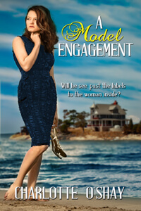 A Model Engagement by Charlotte O'Shay @charlotte_oshay #RLFblog #contemporary