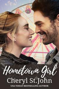 Read the new Hometown Girl, a sweet novella by Cheryl St.John @_cherylstjohn_ #RLFblog #Contemporary #Romance