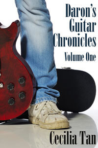 Daron's Guitar Chronicles by Cecilia Tan #FreeBookFriday #Read