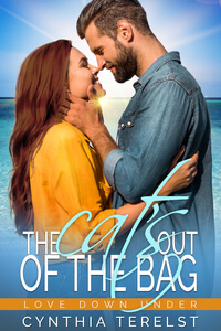 Fiction Furbaby: Meet Mike from The Cat's out of the Bag by Cynthia Terelst @CynthiaTerelst @RobsRescues #RLFblog #Pets