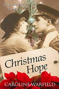 Know the Hero from Christmas Hope by Caroline Warfield @carowarfield #RLFblog #historicalromance #WWI