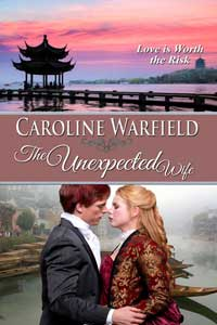 The Unexpected Wife by Caroline Warfield @carowarfield #FreeBookFriday #RLFblog