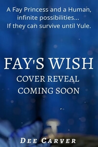 Read the paranormal Fay's Wish by Dee Carver @pmnp #RLFblog #Paranormal #Romance