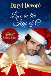 Know the Heroine from Love in the Key of C by Daryl Devore @daryldevore #RLFblog #ChristmasShort
