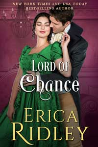 Read Lord of Chance by Erica Ridley #FreeBookFriday #Read
