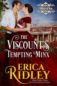 The Viscount's Tempting Minx by Erica Ridley twittername #FreeBookFriday #RLFblog #Regency