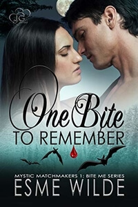 One Bite to Remember by Esme Wilde #FreeBookFriday #Read