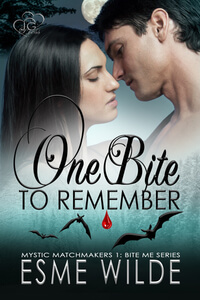 Know the Hero from One Bite to Remember by EsmeWilde @EsmeWilde #RLFblog #paranormal Romance