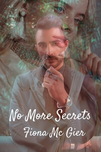 Stressing Tomás Escobedo from No More Secrets by Fiona McGier #RLFblog #RomanticSuspense