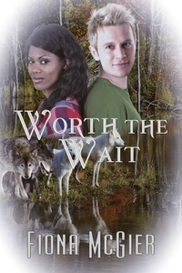 Read Worth the Wait by Fiona McGier #RFLblog #ParanormalRomance #PNR