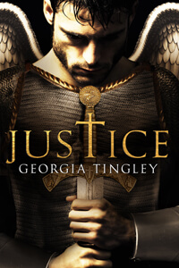Justice, a paranormal thriller by Georgia Tingley #RLFblog #Thriller #PNR