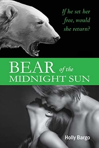 Bear Of The Midnight Sun by Holly Bargo #FreeBookFriday #Read