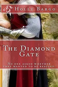 Read The Diamond Gate by Holly Bargo #FreeBookFriday #Read