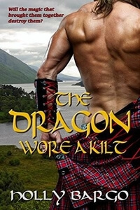 The Dragon Wore a Kilt by Holly Bargo #FreeBookFriday #Read
