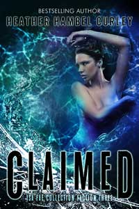 Know the Heroine from Claimed, by Heather Hambel Curley @Heather_Curley #RLFblog #Paranormalromance #PNR