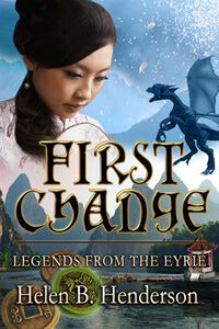 Read First Change, a fantasy by Helen Henderson @history2write #RLFblog #Fantasy #Romance