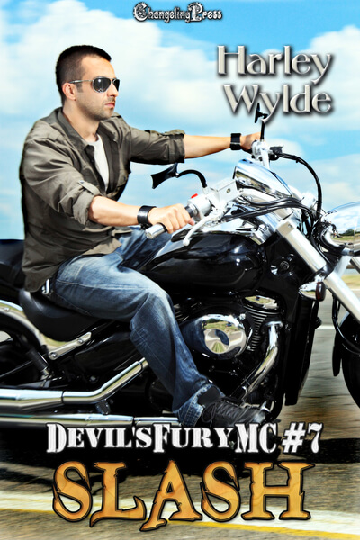 Read the #ActionAdventureRomance Slash (Devil's Fury MC) by Harley Wylde @HarleyW_Writer #RLFblog #ContemporaryRomance