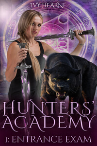 Read Hunters' Academy 1: Entrance Exam by Ivy Hearne #FreeBookFriday #Read