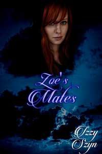 Zoe's Mates by Izzy Szyn @izzySzyn #RLFblog #PNR