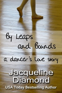 By Leaps and Bounds by Jacqueline Diamond @jacquediamond #FreeBookFriday #RLFblog #Read