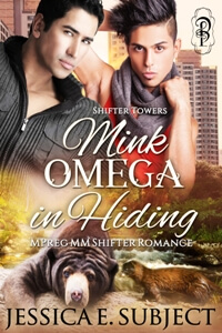 Know the Hero from Mink Omega in Hiding by Jessica E Subject @jsubject #RLFblog #MPreg #PNR #Romance