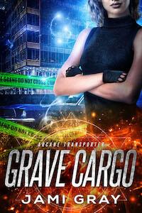 Grave Cargo by Jami Gray #PNR #SciFi #Romance