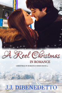 Read A Reel Christmas in Romance by JJ DiBenedetto #FreeBookFriday #Read