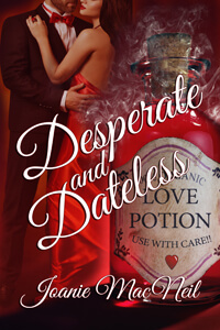 Meet Joanie MacNeil author of Desperate and Dateless @JoanieMacneil #RLFblog #contemporary romance