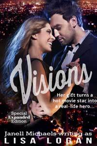Read free: Visions by Janell Michaels #FreeBookFriday #RLFblog