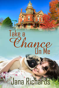 Take a Chance on Me by Jana Richards #FreeBookFriday #Read