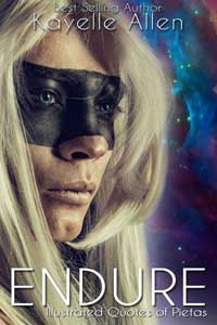 Free Illustrated Sci Fi Book by Kayelle Allen #SciFi #FreeBookFriday #RLFblog