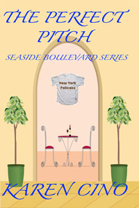Meet Richie Raggalio from The Perfect Pitch by Karen Cino Women's Fiction #Romance #RLFblog