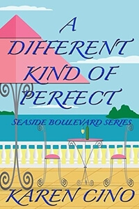 Introducing Amy Mills from A Different Side of Perfect (#2), by Karen Cino @Karencino #RLFblog #WomensFiction Contemporary Romance
