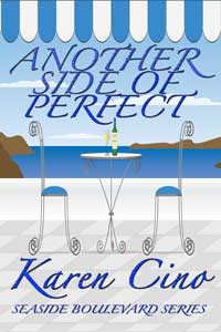 Introducing Francine Raggalio from Another Side of Perfect, by Karen Cino @karencino #RLFblog Women's Fiction #Romance