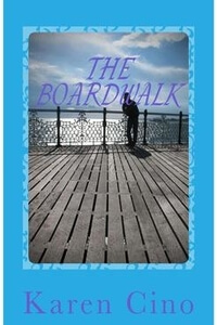 Read The Boardwalk by Karen Cino @karencino #RLFblog #romance #mystery
