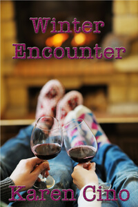 Read the new Winter Encounter by Karen Cino @karencino #RLFblog #Contemporary Romance