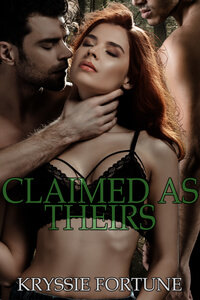 Are you Dating a Vampire? Advice from Kryssie Fortune, author of Claimed as Theirs #Vampire #Romance #RLFblog