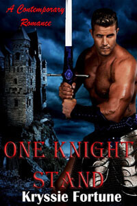 Five vampire myths busted. One Knight Stand by Kryssie Fortune @KryssieFortune #RLFblog #PNR