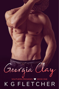 Georgia Clay~Southern Promises #1 by KG Fletcher @kgfletcher3 #RLFblog #NewRelease #romance