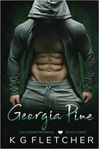 Georgia Pine ~ Southern Promises ~ Book 3 by KG Fletcher @kgfletcher3 #RLFblog #sportsromance