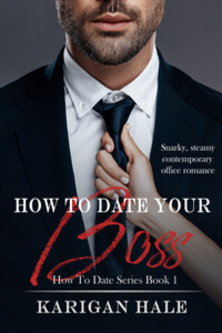 Meet Karigan Hale @kariganspencil Author of How to Date Your Boss #RLFblog #steamyromance