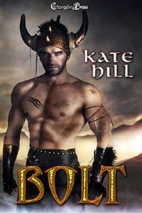 Bolt (Fangs and Fists 1) by Kate Hill @katehillromance #RLFblog #ParanormalRomance #PNR