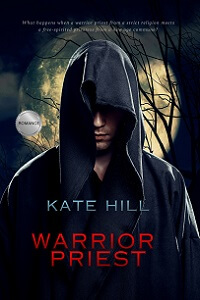 Coming Soon: Warrior Priest by Kate Hill @compbeastsblog #RLFblog #ScienceFictionRomance #SciFi