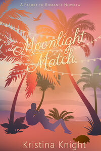 Read the new Moonlight Match by Kristina Knight @AuthorKristina #RLFblog #sweetromance