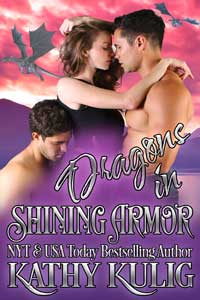 Dragons in Shining Armor by Kathy Kulig @kathykulig #RLFblog #SciFi romance
