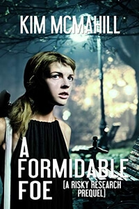 A Formidable Foe by Kim McMahill #FreeBookFriday #Read