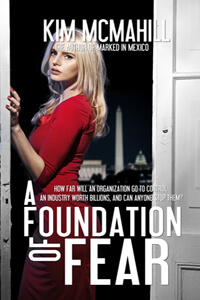 A Foundation of Fear by Kim McMahill @kimmcmahill #RLFblog #NewRelease #RomanticSuspense